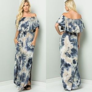 Dresses & Skirts - Off Shoulder Dress